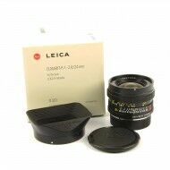 Leica 24mm f2.8 Elmarit-R ROM + Box