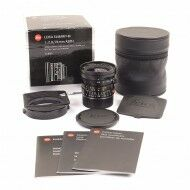 Leica 24mm f2.8 Elmarit-M ASPH Black + Box