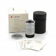Leica 28-35-50mm f4 Tri-Elmar Historica SIlver + Box