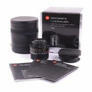 Leica 28mm f2.8 Elmarit-M ASPH 6-bit + Box Pre-Series Rare