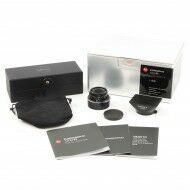 Leica 28mm f5.6 Summaron-M Matte Black Paint + Box