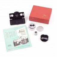 Leica 33mm f3.5 Stemar Lens Set + Box