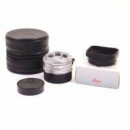 Leica 35mm f2 Summicron-M Silver 4th Version King Of Bokeh