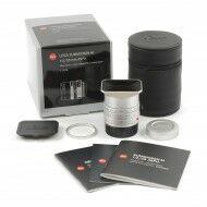 Leica 35mm f2 Summicron-M ASPH Silver MK II+ Box