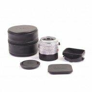 Leica 35mm f2 Summicron-M ASPH Silver