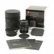 Leica 35mm f1.4 Summilux-M ASPH Black 6-Bit Last Batch + Box
