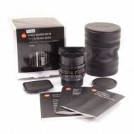 Leica 35mm f1.4 Summilux-M ASPH FLE + Box