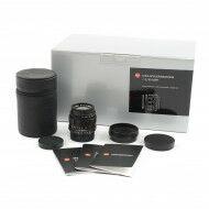 Leica 50mm f2 APO-Summicron-M ASPH Black Chrome + Box