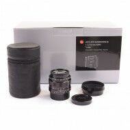 Leica 50mm f2 APO-Summicron-M ASPH LHSA Black Paint + Box