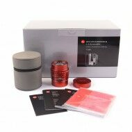 Leica 50mm f2 APO-Summicron Red Anodized Limited Edition + Box