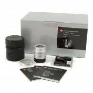 Leica 50mm f2 APO-Summicron-M Silver + Box