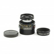 Leica 50mm f2.8 Elmar-M Black