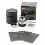 Leica 50mm f2.8 Elmar-M Silver 6-Bit + Box
