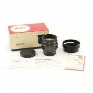 Leica 50mm f1 Noctilux E58 + Box
