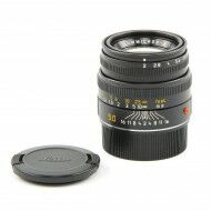 Leica 50mm f2 Summicron-M Black