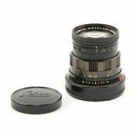 Leica 50mm f2 Summicron Black Paint