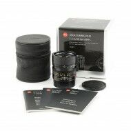Leica 50mm f1.4 Summilux-M ASPH Black 6-Bit + Box