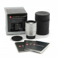 Leica 75mm f2 APO-Summicron-M ASPH Silver + Box
