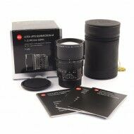 Leica 90mm f2 APO-Summicron-M Black Paint + Box Rare