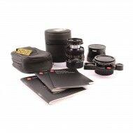 Leica 90mm f4 Macro-Elmar-M + Macro-Adapter-M