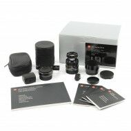 Leica 90mm f4 Macro-Elmar-M Black Set 6-Bit + Box