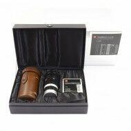 Leica 90mm f2.2 Thambar-M + Box