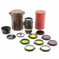 Leica 90mm f2.2 Thambar Complete Set First Batch + Box