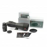 Leica APO-Televid 82 Straight View Spotting Scope + 25-50x WW ASPH Zoom Eyepiece Oculaire + Box