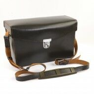 Leica Leitz Universal Carrying Case III with Insert II Model 14808T Brown + Box