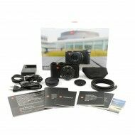 Leica CL Prime Kit + 18mnm f2.8 Elmarit-TL ASPH Black + Box
