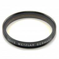 Leica E39 UVA Filter Black