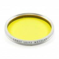 Leica E43 Yellow 1 Filter Chrome