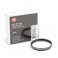 Leica E46 UVa II Filter Black + Box