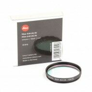 Leica E49 UV/IR Filter Black + Box