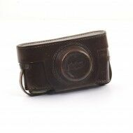 Leica Ever Ready Case Brown for II to IIIf