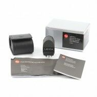 Leica EVF 2 Electronic Viewfinder For X2, X Vario And M Cameras + Box