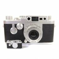 Giant Leica IIIG Display Camera