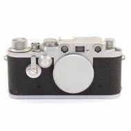 Leica IIIF Red Dial Self Timer