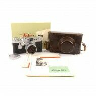 Leica IIIG Set + Box