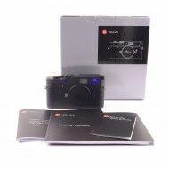 Leica M-A Black + Box