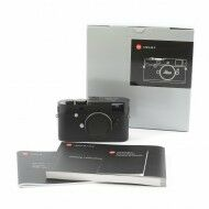 Leica M-P Black Paint + Box