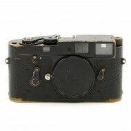 Leica M2 Black Paint