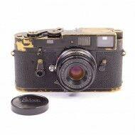 Leica M2 Black Paint Set