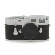 Leica M3 Single Stroke Silver