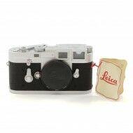 Leica M3 Single Stroke Silver + Sales Tag