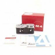 Leica M4 Silver + Box