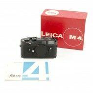 Leica M4 Black Chrome 50 Years + Box Rare
