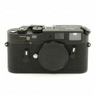 Leica M4 Black Chrome 50 Years Canada Engraving