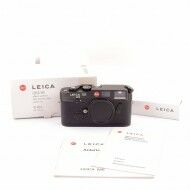 Leica M6 Non TTL Black + Box