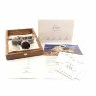 Leica M6 Platinum 150 Years Optik 50mm Summilux 1926 + Box